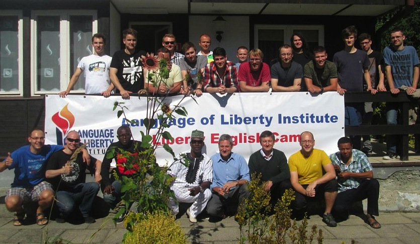 A Fantastic Week of Liberty and Entrepreneurship in Ponikiew, Poland