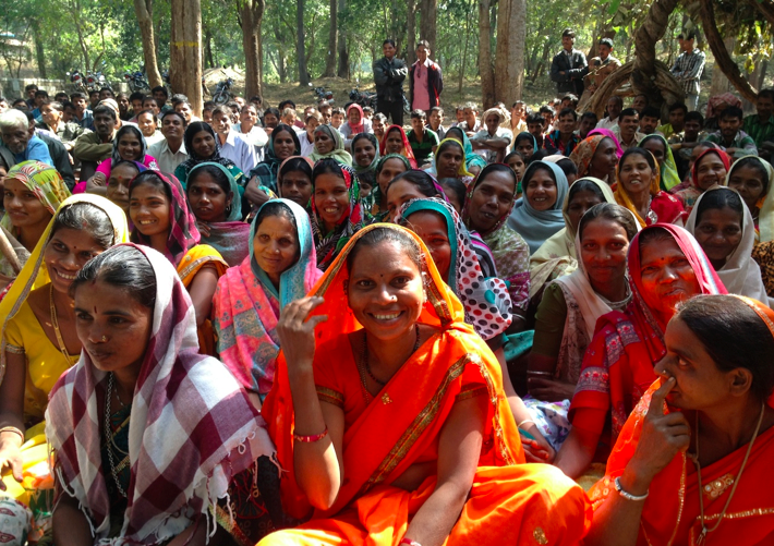 India Property Rights Project: Empowering Hundreds of Thousands of Farmers