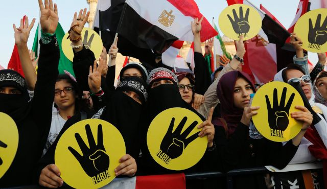 Egypt Seeking a Path to Freedom