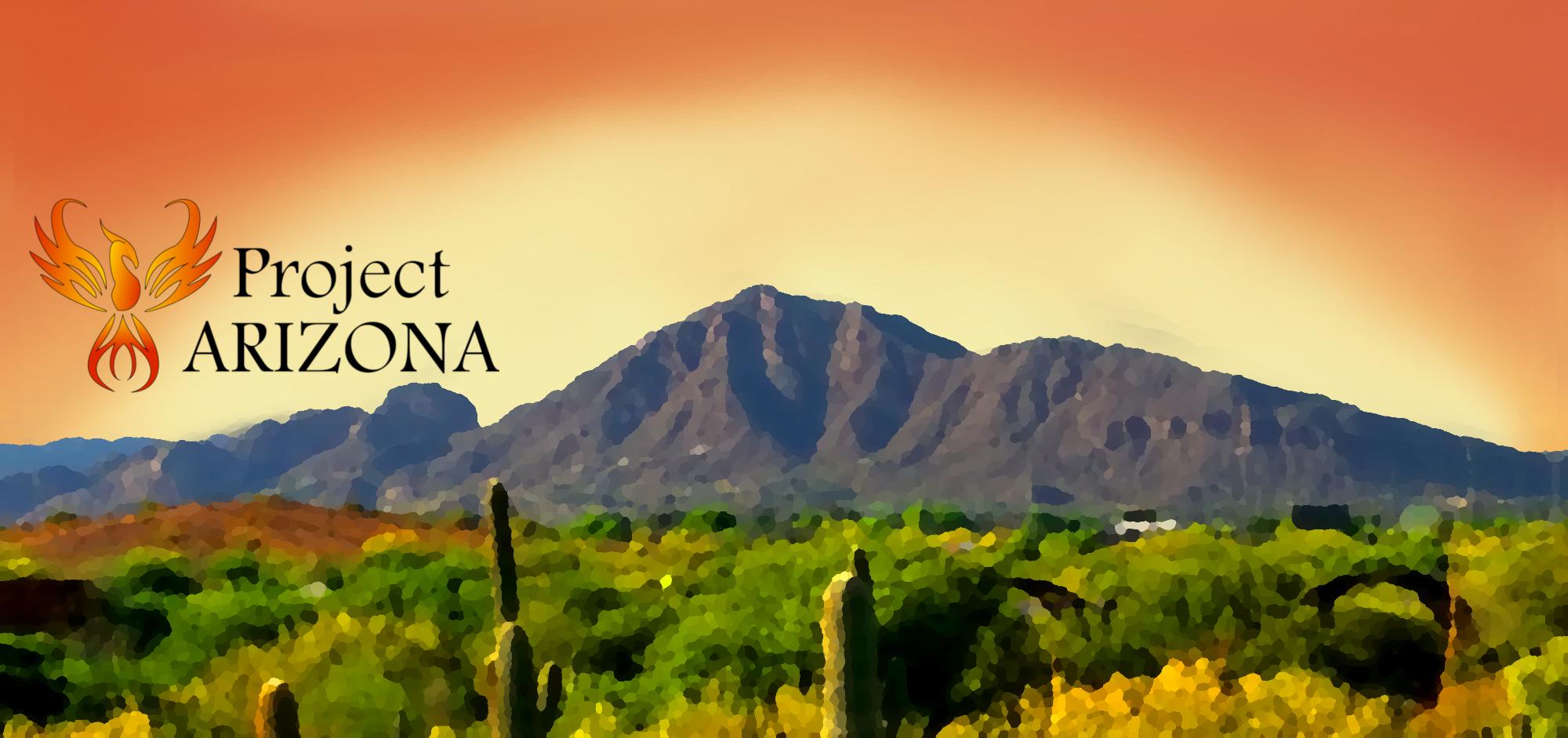 Changing the World Starts in Arizona!