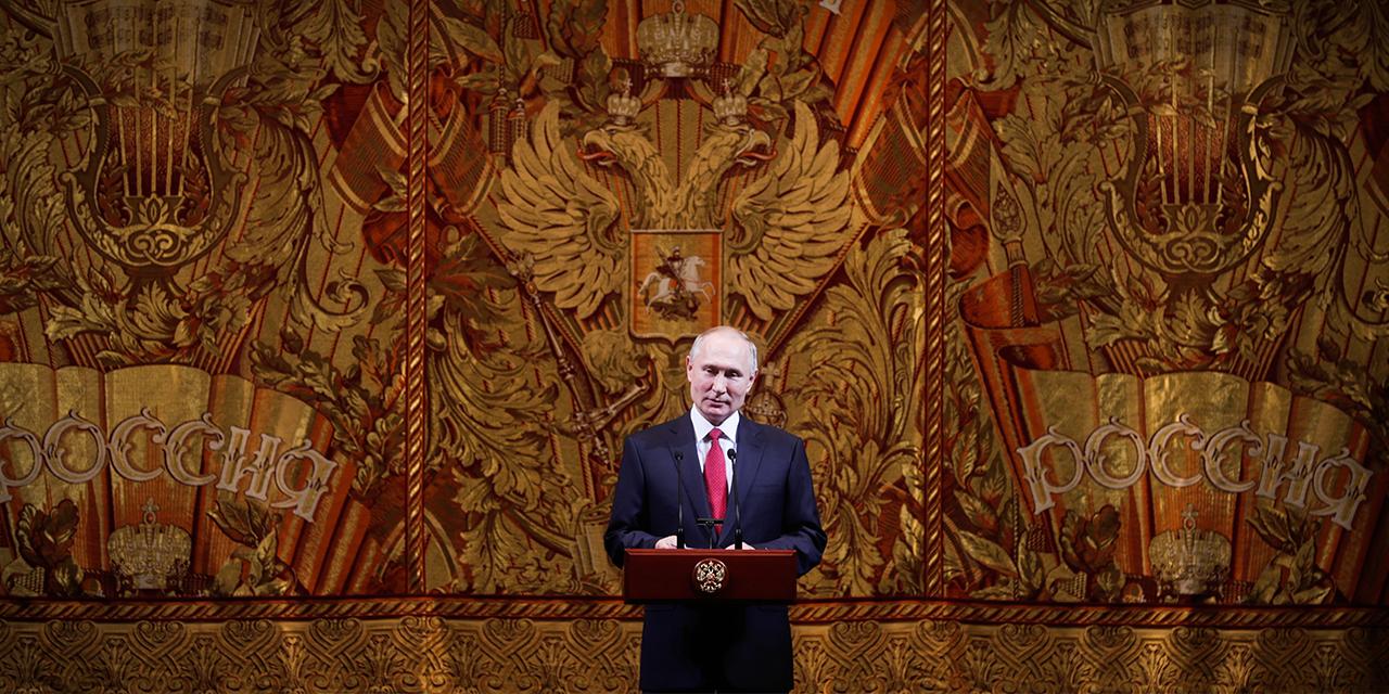 LI Podcast #2 Libertarians vs. Putin. With Yuri Terekhov