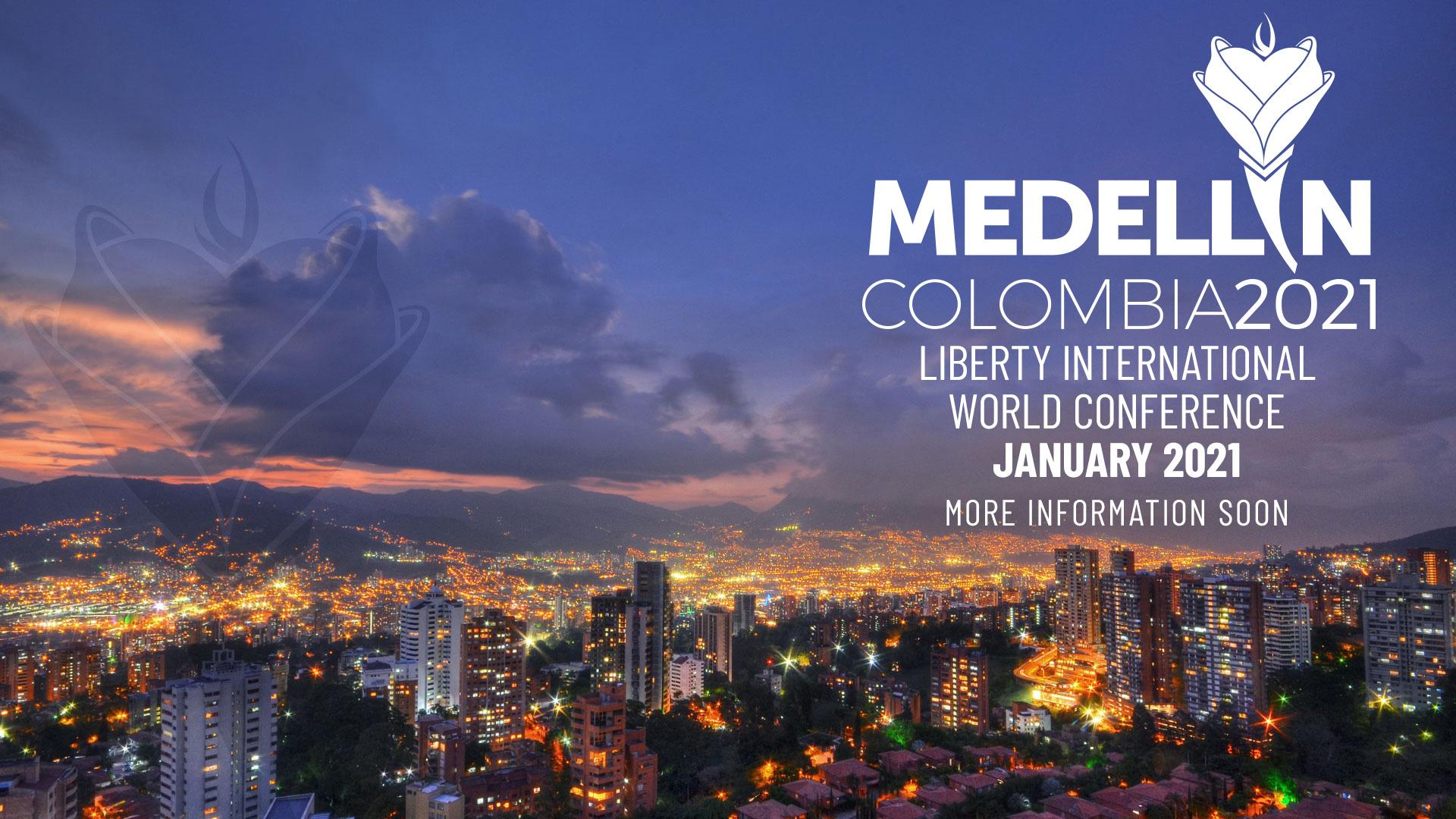 Liberty International World Conference – Rescheduled