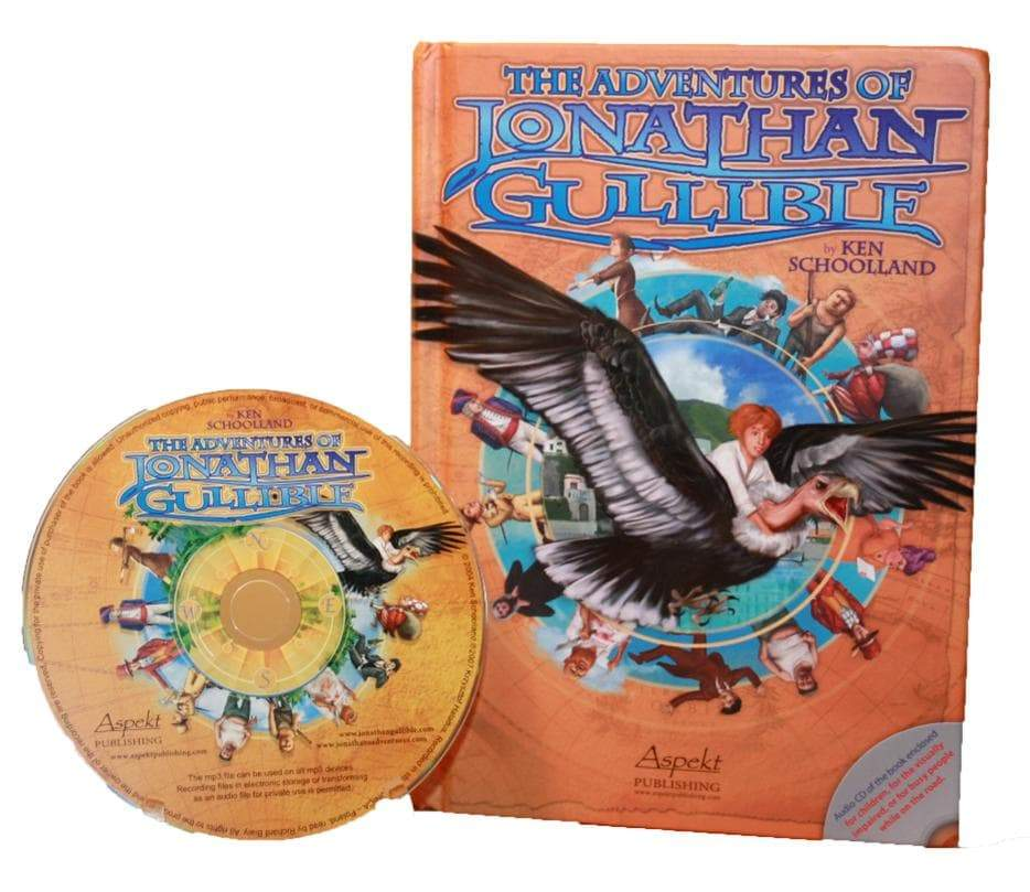 Listen now: Jonathan Gullible Audio Book