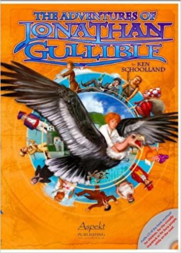'Jonathan Gullible' 35 Languages