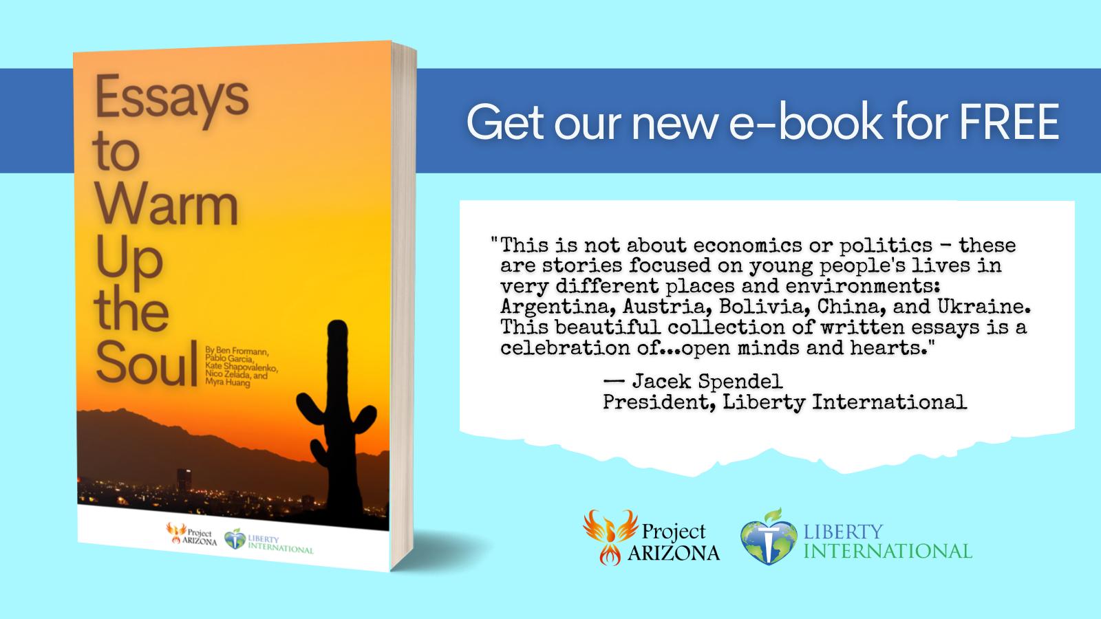 New Liberty International's E-book