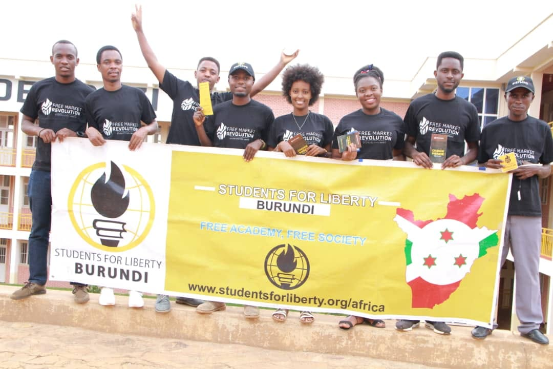 """The Adventures of Jonathan Gullible"" in Burundi"